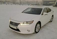 Lexus ES300 Новосибирск