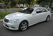 Mercedes-Benz S 500 W221 long Новосибирск