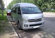 Toyota Hiace Новосибирск