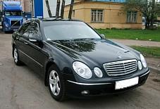 Mercedes Benz E211 Санкт-Петербург