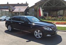 Lexus LS 460 LONG Ростов-на-Дону