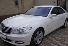 Mercedes-Benz S221 Ростов-на-Дону