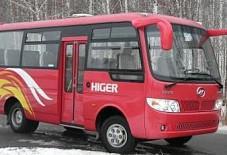 Higer 23 Москва