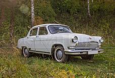 """ГАЗ-21 """"Волга"""" Калуга"""