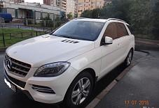 MERCEDES-BENZ ML Санкт-Петербург