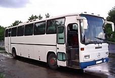 Мерседес 0303 Москва