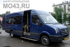 Wolkswagen-crafter Киров