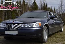 Lincoln Town Car 1 Киров