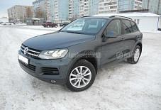 Volkswagen Touareg Киров