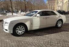 Rolls-Royce Ghost Москва