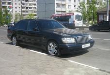 Mersedes S600  Москва