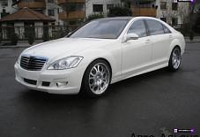 Mersedes S500 W221 Волгоград