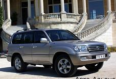 Toyota Land Cruiser 100 Астрахань