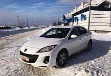 Mazda 3 Архангельск