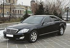 Mercedes-Benz S 600 Long Архангельск