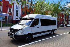 Mercedes Benz Sprinter Астрахань