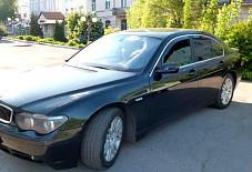 BMW 7 Пенза