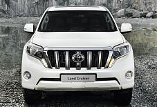 Toyota Land Cruiser Prado 2014 Вологда
