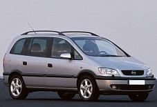 Opel Zafira Вологда
