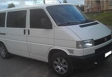 Volkswagen Transporter Великий Устюг