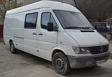 Mercedes-Benz Sprinter 312 Новороссийск