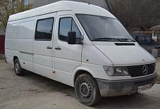Mercedes-Benz Sprinter 312 Новороссийск