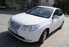 Hyundai Elantra Анапа