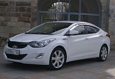 Hyundai Elantra New  Анапа
