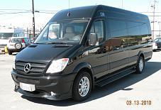 Mercedes Sprinter Black VIP Сочи
