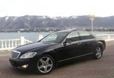 Mercedes Benz S221 Long Новороссийск