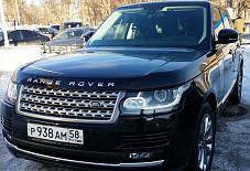 Range Rover Sport Пенза