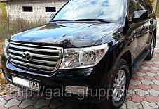 Toyota Land Cruiser 200	 Самара