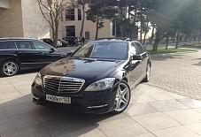 Mercedes S-class W221 Геленджик