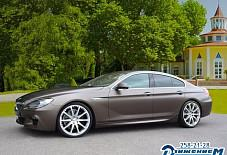 BMW 6er Gran Coupe Казань