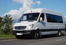Микроавтобус Mercedes-Benz Sprinter Центральный район