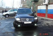 Volkswagen Touareg Пенза