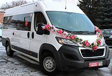 Peugeot Boxer New Челябинск