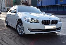 BMW 5  Челябинская область