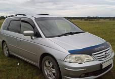 Honda Odyssey Челябинск
