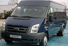 Ford Transit Челябинск