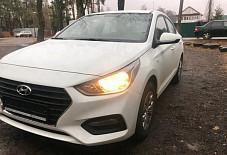 Hyundai Solaris Смоленская область