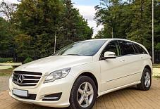 Mercedes Benz R class Ростов-на-Дону