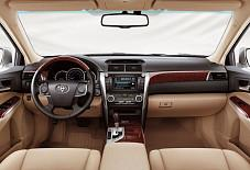Аренда Toyota Camry 2015г с водителем Самара
