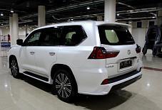 Аренда автомобиля Lexus LX 570 с водителем Самара