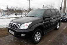 Toyota Land Cruiser Смоленск