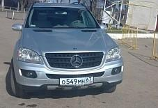 Mercedes-Benz ML Смоленск