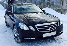 Mercedes E-200 212 Владимир