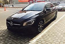 Mercedes CLA 200 Владимир