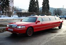 Lincoln Town Car Ultra «Red» Ярославль