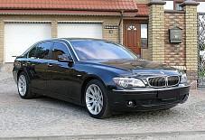 BMW750 long Симферополь